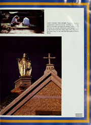 Page 9, 1989 Edition, University of Notre Dame - Dome Yearbook (Notre Dame, IN) online yearbook collection