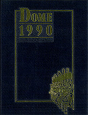 1990 Edition, University of Notre Dame - Dome Yearbook (Notre Dame, IN)