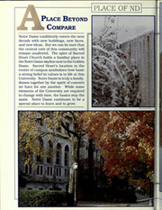 Page 10, 1990 Edition, University of Notre Dame - Dome Yearbook (Notre Dame, IN) online yearbook collection