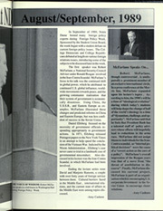 Page 101, 1990 Edition, University of Notre Dame - Dome Yearbook (Notre Dame, IN) online yearbook collection