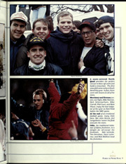 Page 13, 1990 Edition, University of Notre Dame - Dome Yearbook (Notre Dame, IN) online yearbook collection
