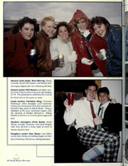 Page 14, 1990 Edition, University of Notre Dame - Dome Yearbook (Notre Dame, IN) online yearbook collection