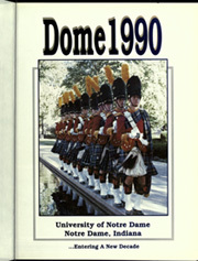 Page 5, 1990 Edition, University of Notre Dame - Dome Yearbook (Notre Dame, IN) online yearbook collection