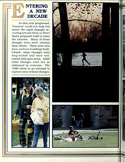Page 6, 1990 Edition, University of Notre Dame - Dome Yearbook (Notre Dame, IN) online yearbook collection