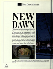 Page 8, 1990 Edition, University of Notre Dame - Dome Yearbook (Notre Dame, IN) online yearbook collection