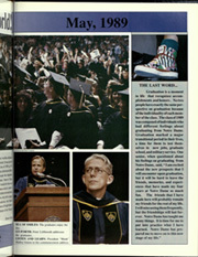Page 91, 1990 Edition, University of Notre Dame - Dome Yearbook (Notre Dame, IN) online yearbook collection