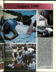 Page 99, 1990 Edition, University of Notre Dame - Dome Yearbook (Notre Dame, IN) online yearbook collection