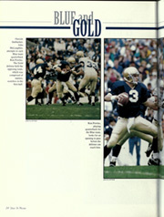 Page 28, 1996 Edition, University of Notre Dame - Dome Yearbook (Notre Dame, IN) online yearbook collection