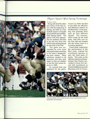 Page 29, 1996 Edition, University of Notre Dame - Dome Yearbook (Notre Dame, IN) online yearbook collection