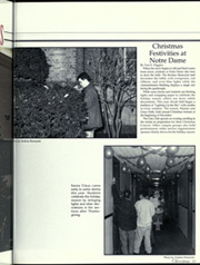 Page 37, 1996 Edition, University of Notre Dame - Dome Yearbook (Notre Dame, IN) online yearbook collection
