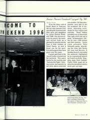 Page 43, 1996 Edition, University of Notre Dame - Dome Yearbook (Notre Dame, IN) online yearbook collection
