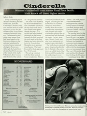 Page 128, 1997 Edition, University of Notre Dame - Dome Yearbook (Notre Dame, IN) online yearbook collection