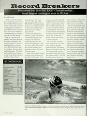 Page 136, 1997 Edition, University of Notre Dame - Dome Yearbook (Notre Dame, IN) online yearbook collection