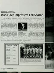 Page 162, 2003 Edition, University of Notre Dame - Dome Yearbook (Notre Dame, IN) online yearbook collection