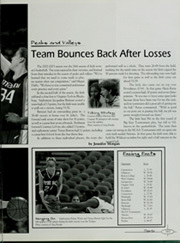 Page 171, 2003 Edition, University of Notre Dame - Dome Yearbook (Notre Dame, IN) online yearbook collection