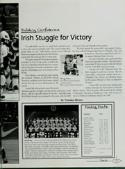 Page 175, 2003 Edition, University of Notre Dame - Dome Yearbook (Notre Dame, IN) online yearbook collection
