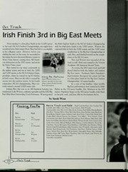 Page 198, 2003 Edition, University of Notre Dame - Dome Yearbook (Notre Dame, IN) online yearbook collection