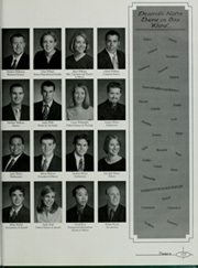 Page 329, 2003 Edition, University of Notre Dame - Dome Yearbook (Notre Dame, IN) online yearbook collection