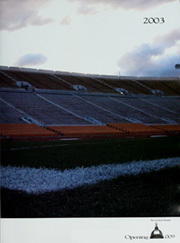 Page 13, 2004 Edition, University of Notre Dame - Dome Yearbook (Notre Dame, IN) online yearbook collection