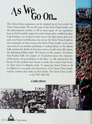 Page 16, 2004 Edition, University of Notre Dame - Dome Yearbook (Notre Dame, IN) online yearbook collection