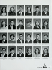 Page 309, 2004 Edition, University of Notre Dame - Dome Yearbook (Notre Dame, IN) online yearbook collection