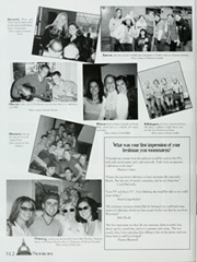 Page 316, 2004 Edition, University of Notre Dame - Dome Yearbook (Notre Dame, IN) online yearbook collection