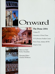 Page 5, 2004 Edition, University of Notre Dame - Dome Yearbook (Notre Dame, IN) online yearbook collection