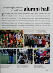 Page 15, 2008 Edition, University of Notre Dame - Dome Yearbook (Notre Dame, IN) online yearbook collection
