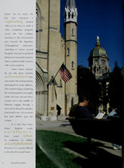 Page 6, 2008 Edition, University of Notre Dame - Dome Yearbook (Notre Dame, IN) online yearbook collection