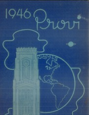 Page 1, 1946 Edition, Proviso East High School - Provi Yearbook (Maywood, IL) online yearbook collection