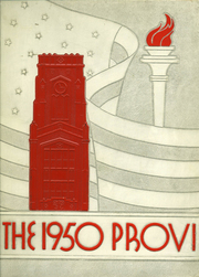 1950 Edition, Proviso East High School - Provi Yearbook (Maywood, IL)