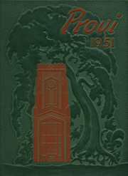 Page 1, 1951 Edition, Proviso East High School - Provi Yearbook (Maywood, IL) online yearbook collection