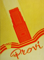1952 Edition, Proviso East High School - Provi Yearbook (Maywood, IL)