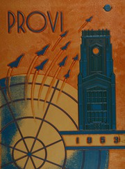 1953 Edition, Proviso East High School - Provi Yearbook (Maywood, IL)