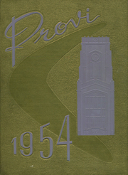 1954 Edition, Proviso East High School - Provi Yearbook (Maywood, IL)