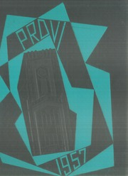 1957 Edition, Proviso East High School - Provi Yearbook (Maywood, IL)