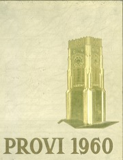 Page 1, 1960 Edition, Proviso East High School - Provi Yearbook (Maywood, IL) online yearbook collection