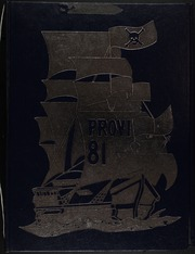 1981 Edition, Proviso East High School - Provi Yearbook (Maywood, IL)