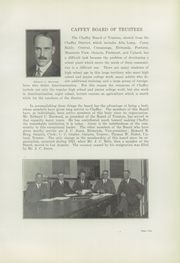 Page 17, 1927 Edition, Chaffey High School - Fasti Yearbook (Ontario, CA) online yearbook collection