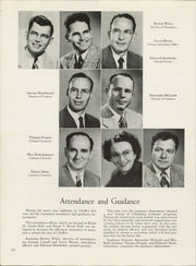 Page 14, 1952 Edition, Chaffey High School - Fasti Yearbook (Ontario, CA) online yearbook collection