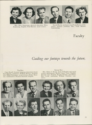 Page 15, 1952 Edition, Chaffey High School - Fasti Yearbook (Ontario, CA) online yearbook collection