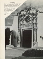 Page 8, 1952 Edition, Chaffey High School - Fasti Yearbook (Ontario, CA) online yearbook collection