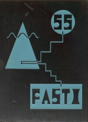 1955 Edition, Chaffey High School - Fasti Yearbook (Ontario, CA)