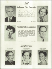 Page 12, 1957 Edition, Chaffey High School - Fasti Yearbook (Ontario, CA) online yearbook collection