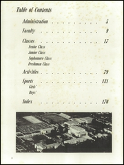 Page 6, 1957 Edition, Chaffey High School - Fasti Yearbook (Ontario, CA) online yearbook collection