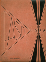 1958 Edition, Chaffey High School - Fasti Yearbook (Ontario, CA)