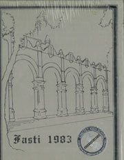 1983 Edition, Chaffey High School - Fasti Yearbook (Ontario, CA)