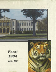 1984 Edition, Chaffey High School - Fasti Yearbook (Ontario, CA)