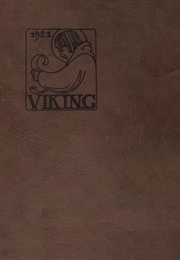 Page 1, 1921 Edition, North High School - Viking Yearbook (Denver, CO) online yearbook collection