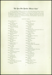 Page 10, 1921 Edition, North High School - Viking Yearbook (Denver, CO) online yearbook collection